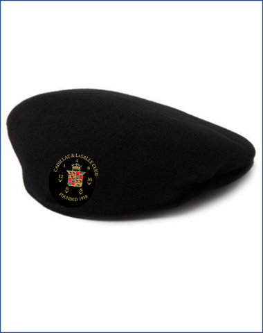 CLC Cadillac and LaSalle Cotton Driver Cap