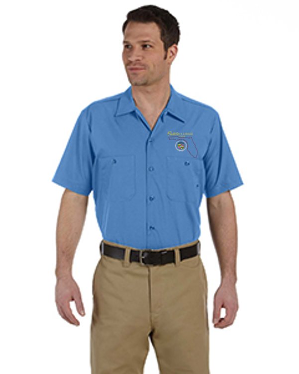 CLC FL SuncoastDICKIES Mechanic Shirt