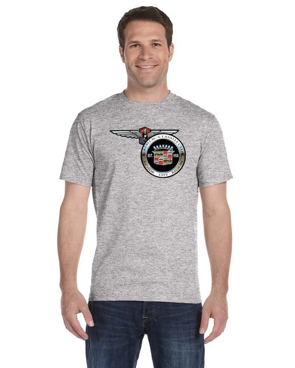 CLC Motor City Region T-shirt