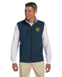 Cadillac & LaSalle Museum Fleece Lined Soft Shell Vest