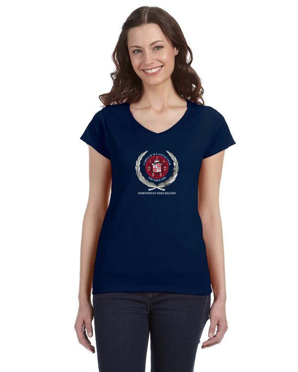CLC NW OHIO REGION LADIES T-SHIRT
