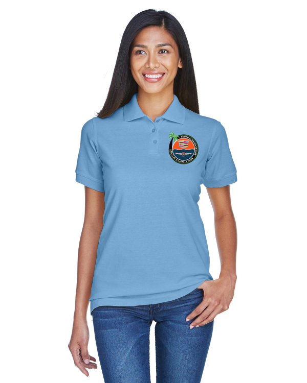 CLC South Florida Ladies Cotton Blend polo