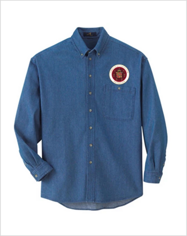 Cadillac & LaSalle Club Denim shirt- Mens and Ladies