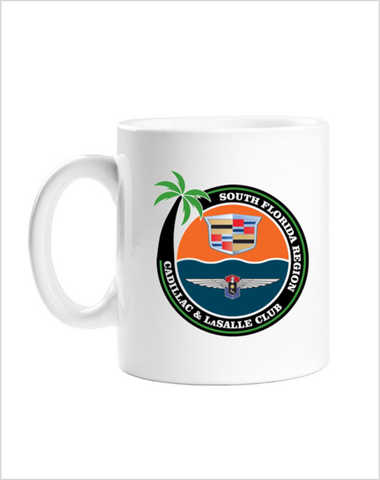 CLC South Florida Region coffee mug