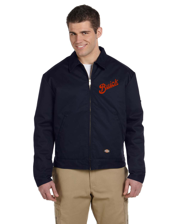 Buick Series Dickies Eisenhower Lined Mechanics Jacket