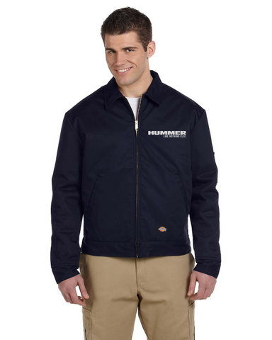 HUMMER Dickies Eisenhower shop Jacket Embroidered