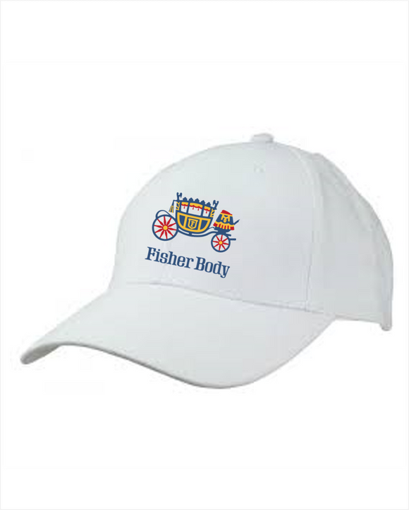 FISHER BODY CAP