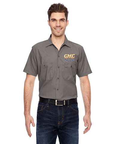 1930's GMC Red Kap Mechanics shirts