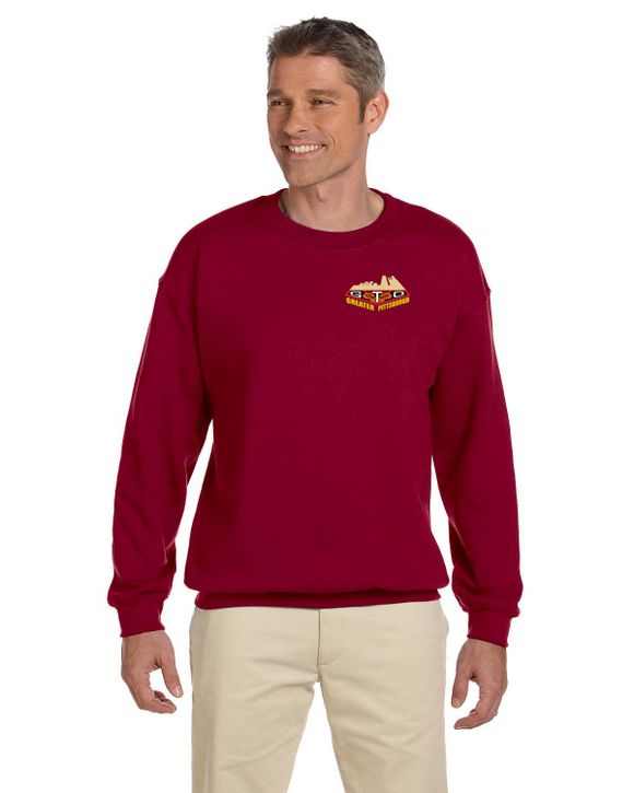 GREATER PITTSBURGH GTO CLUB Embroidered Sweatshirt