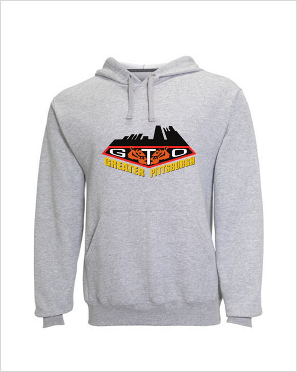 GREATER PITTSBURGH GTO CLUB Pontiac Hoodie