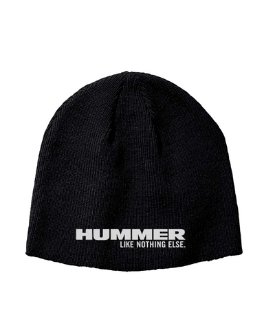"HUMMER ""Like Nothing Else"" Beanie Winter Cap"