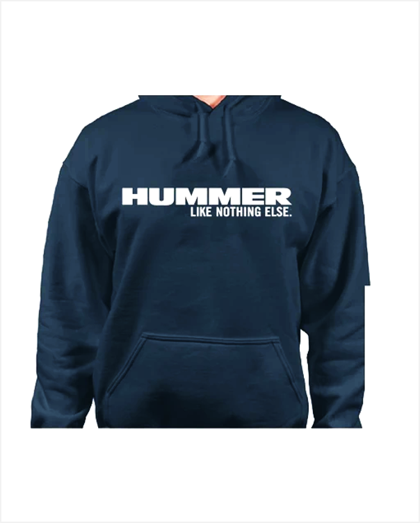 "HUMMER ""Like Nothing Else"" Hoodie - Printed"