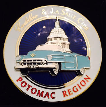 CLC Potomac Region Club Grille Badge (USA shipping only)