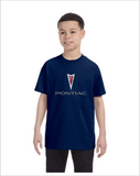 Pontiac kids youth t-shirt