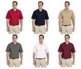 CLC Motor City cotton blend Polo
