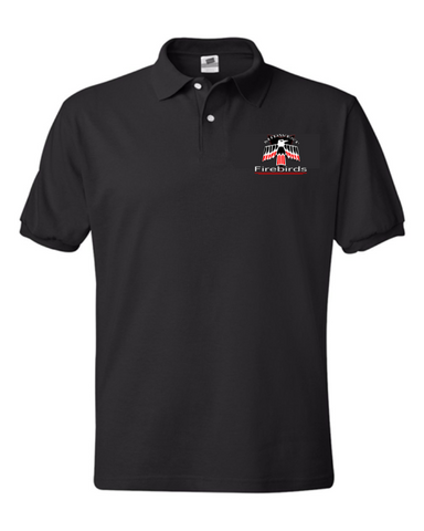 Midwest Firebirds Cotton Blend  Polo