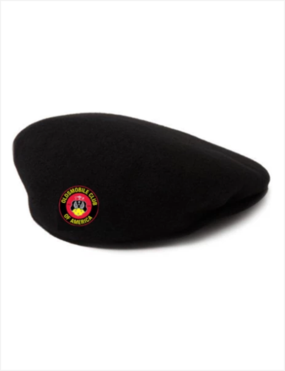 OCA Oldsmobile Club of America Cotton Driver Cap