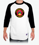 OCA Oldsmobile Club of America Champion Tagless Raglan Baseball T-Shirt