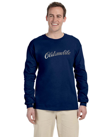 Oldsmobile Chrome Long sleeve T-shirt