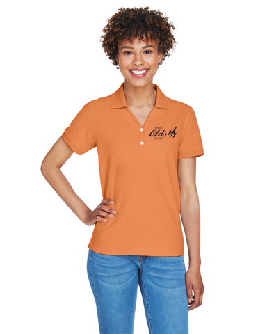 OCA Dixie Chapter Ladies Cotton Blend polo