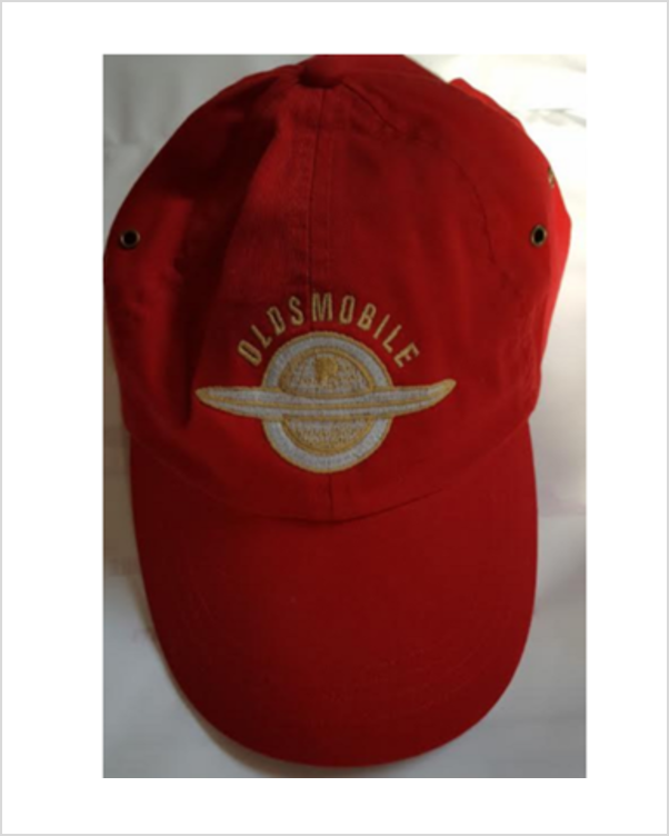 Oldsmobile 50's globe Hat