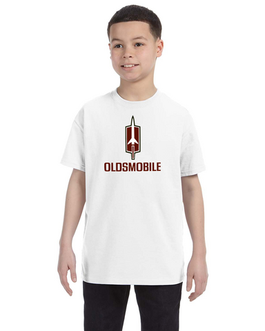 Oldsmobile Rocket kids youth t-shirt