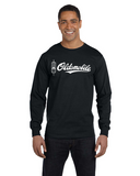 Oldsmobile Script Long sleeve T-shirt