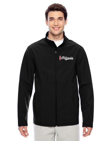 Oldsmobile Script Soft Shell Lightweight jacket