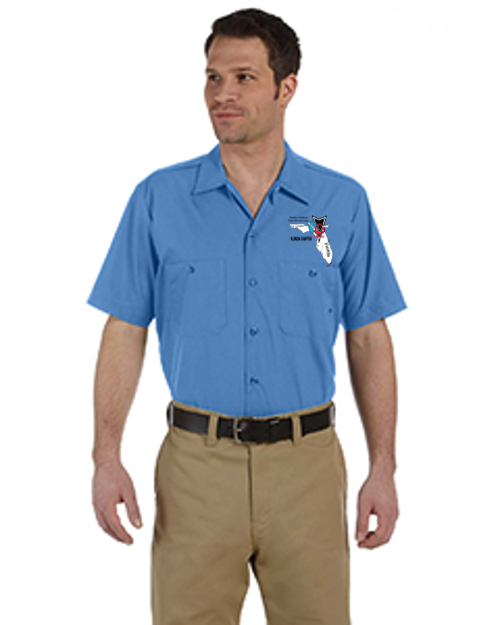 POCI TAMPA DICKIES Mechanic Shirt