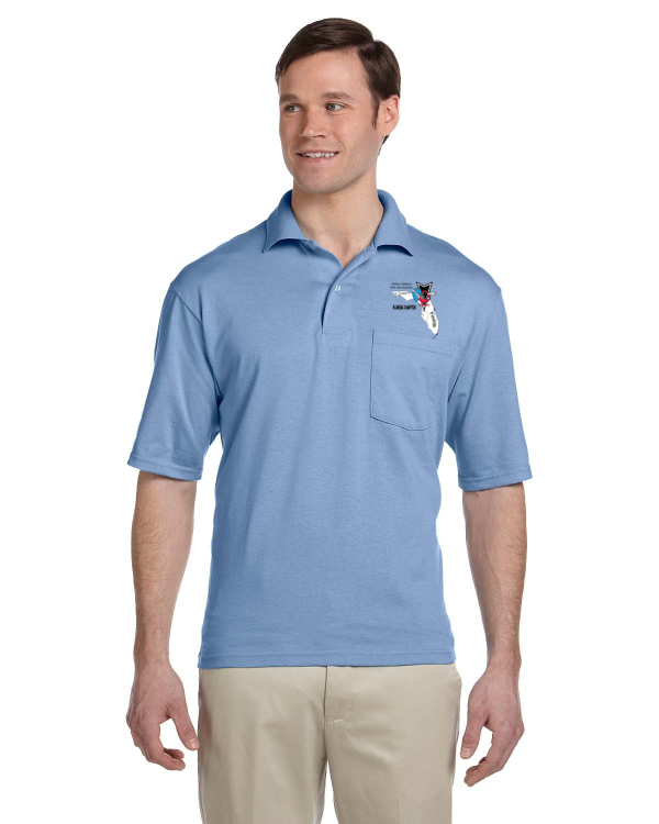 POCI TAMPA Pocket polo