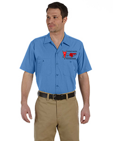 POCI Tennessee DICKIES Mechanic shirts