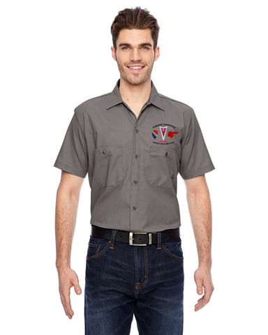 POCI Yankee Chapter DICKIES Mechanic shirts