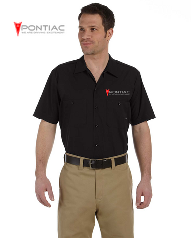 Pontiac Excitement DICKIES Mechanic shirts