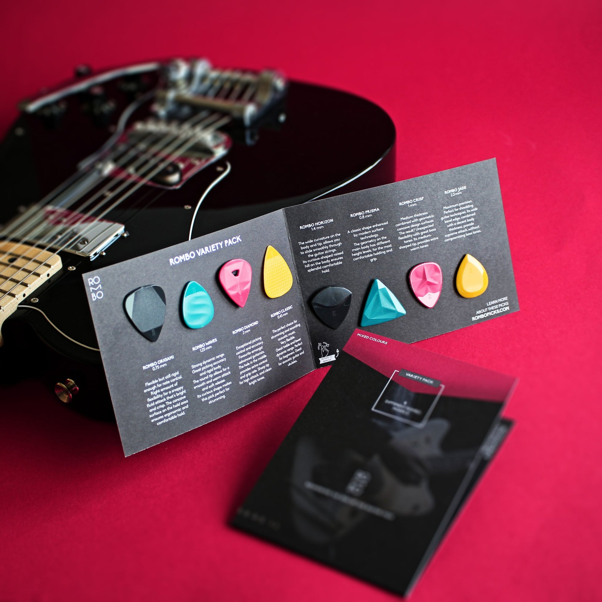 guitar pick sets