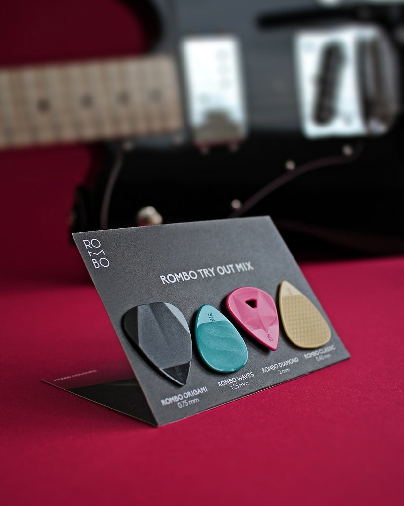 Guitar Picks Nylon
