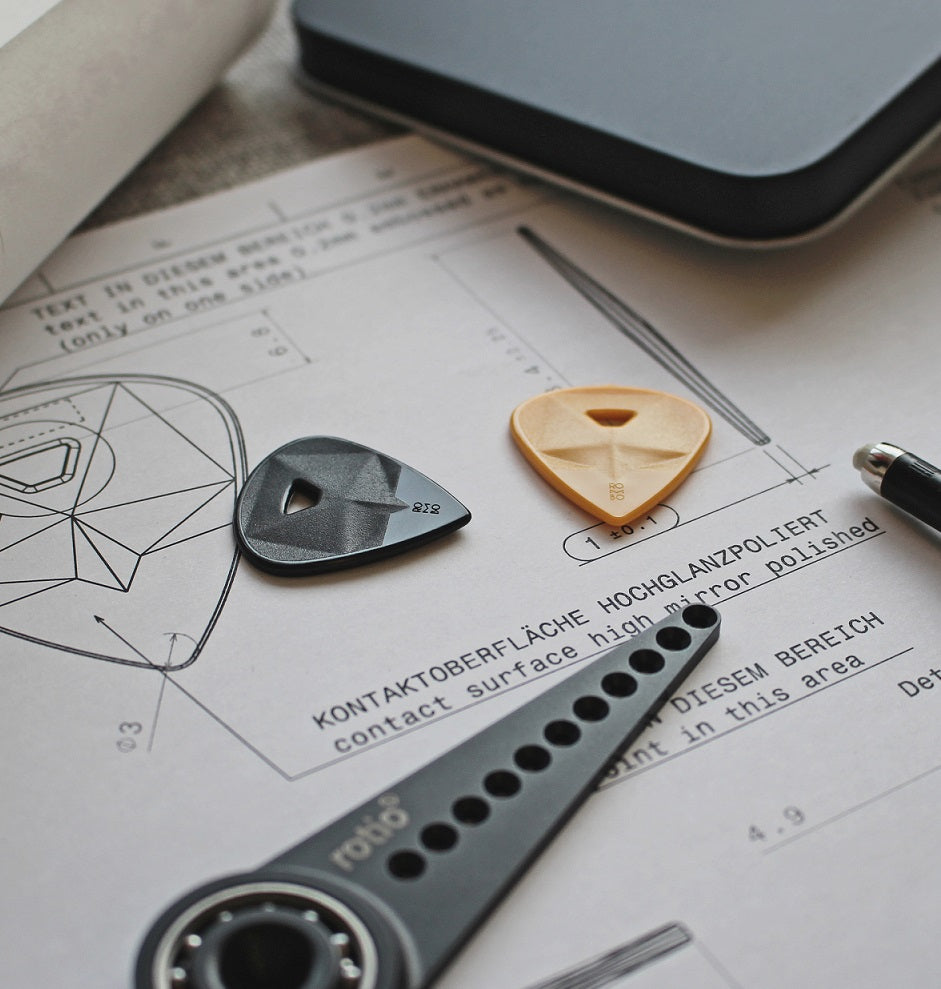 Guitar Pick Diamond