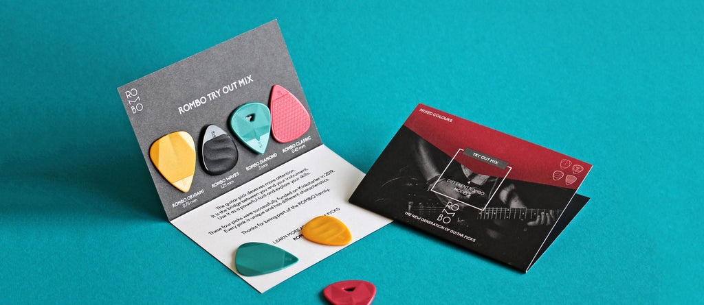 guitar pick variety pack