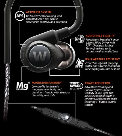 Westone ADV Series Alpha Earphones at Earphone Solutions