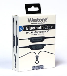 Bluetooth Cable by Westone
