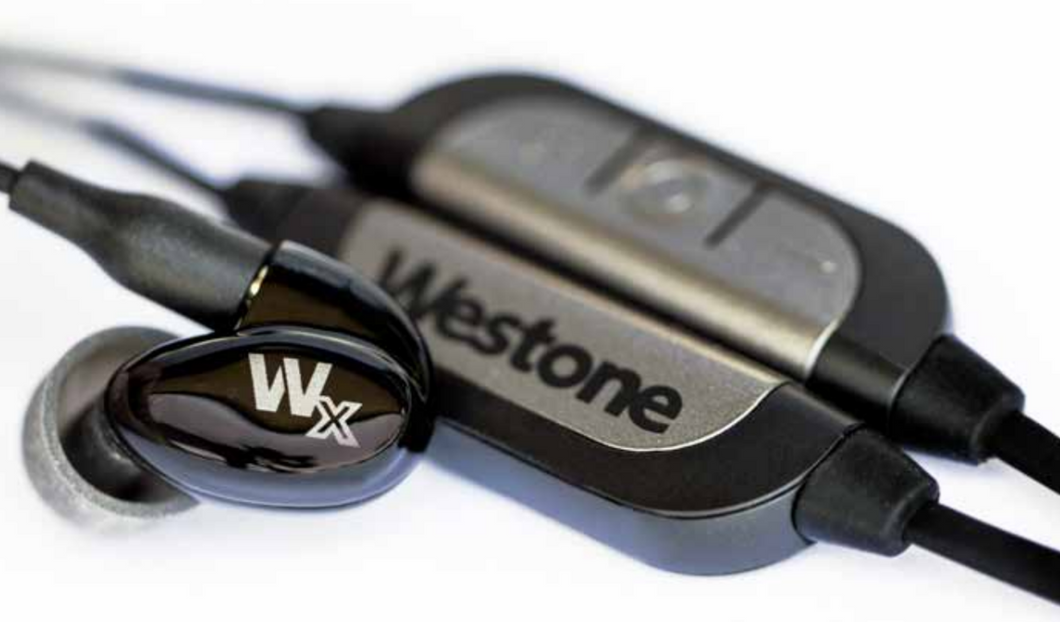 Wx Wireless Bluetooth Earphones by Westone