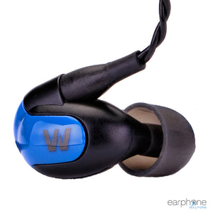 Westone B30 3-Driver Earphone Extended Bass