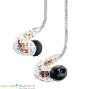 Shure SE535 Earphones with Replaceable Cables