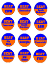Game Day Beat Buttons Pack
