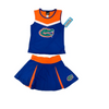 Florida Gators Youth Spirit 2-Piece Cheer Outfit