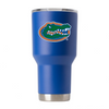 Florida Gator Head Blue Gametime Sidekick Tumbler