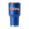 Gators Script Blue Gametime Sidekick Tumbler