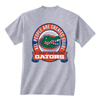 Florida Gators Created Equal T-Shirt