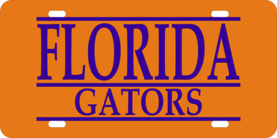 Florida-Gators-Block-Letters-License-Plate-1
