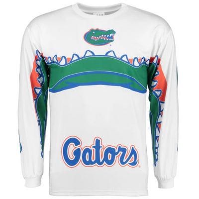 Florida Gators Gator Chomp Long Sleeve Shirt