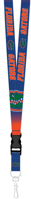 Florida Gators Crossover Lanyard
